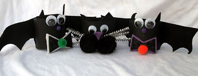 Bats and Cats Craft