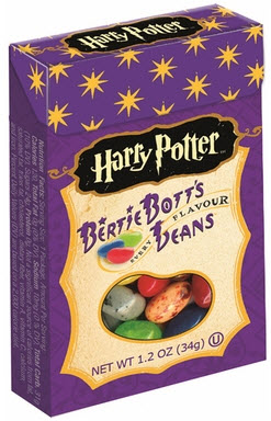 Bernie Botts Harry Potter Jelly Beans