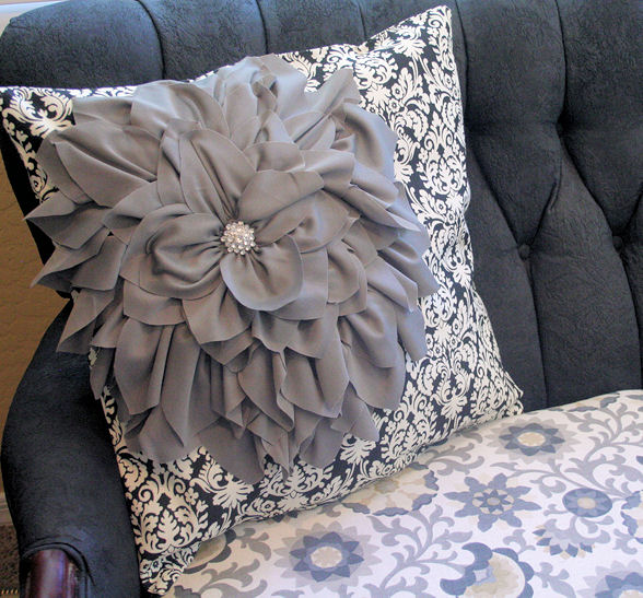 This pillow is bloomin'!