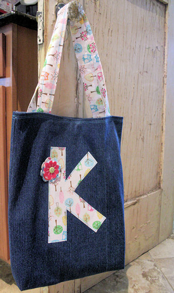 Bookbag craft