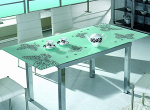 Butterfly Extendable Dining Table