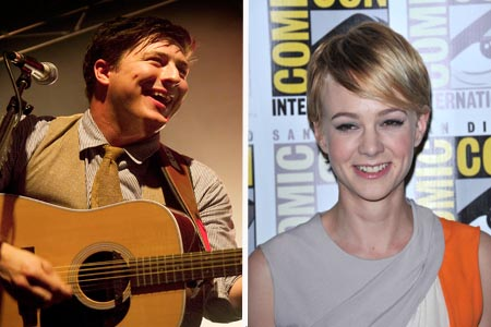 Carey Mulligan and Marcus Mumford might be engaged