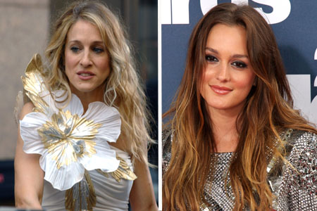 We want Leighton Meester as Carrie Bradshaw