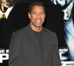 Denzel in black suit