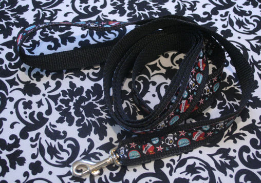 Dog leash craft