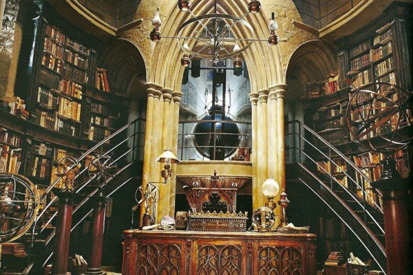 Harry Potter Inspired Interior Design Ideas