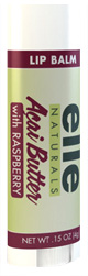 Elle Naturals Lip Balms