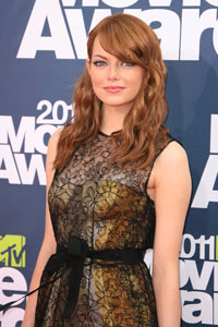 Emma Stone is mad about this actress