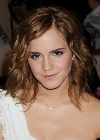 Emma Watson at the Costume Institute Gala in New York City
