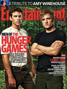 Hunger Games gives first peek