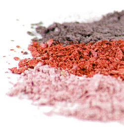 Flawless & healthy mineral makeup