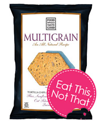 Food Should Taste Good Multigrain All Natural Chips