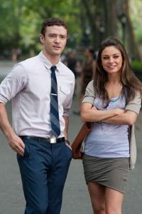 Friends with Benefits stars Justin Timberlake and Mila Kunis