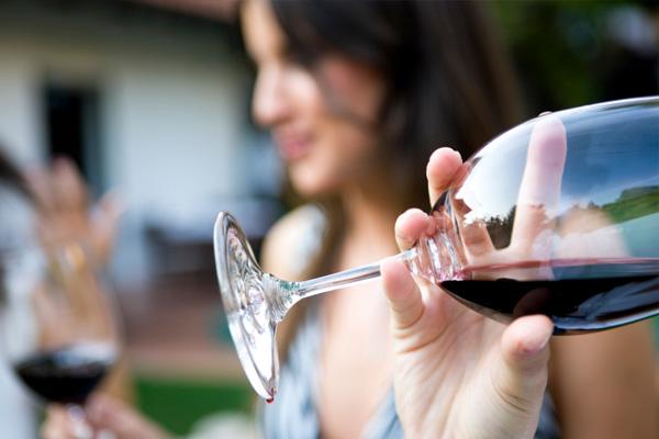 Wine country girlfriend getaway