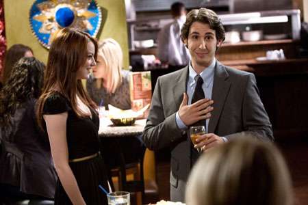 Josh Groban in Crazy, Stupid, Love