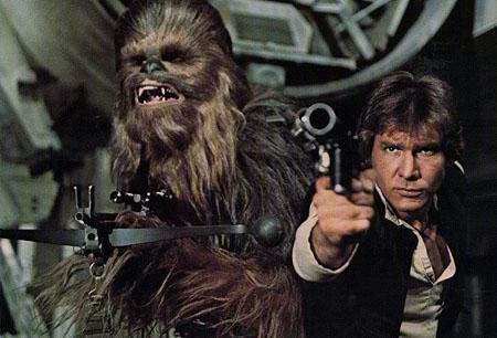 Harrison Ford on Jimmy Kimmel
