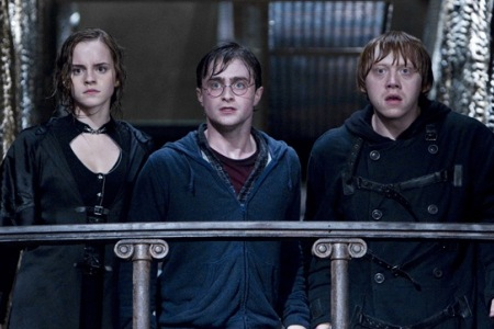 Harry Potter and the Deathly Hallows Part 2 cast a spell over muggles around the world
