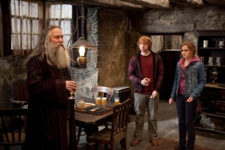 Rupert Grint: Harry Potter insight