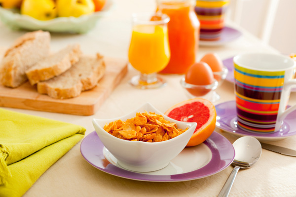 Must-haves for a healthy breakfast