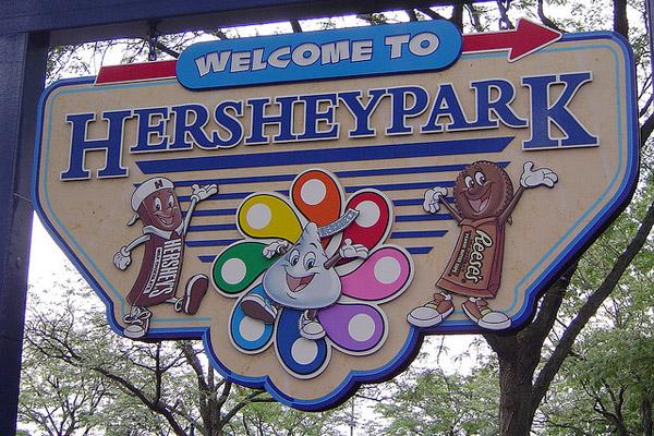 Hersheypark, PA