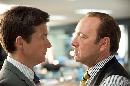 Jason Bateman and Kevin Spacey in Horrible Bosses