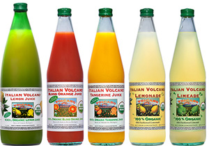 Dream Foods Italian Volcano Citrus Juice
