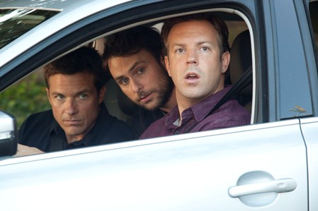 Jason Bateman, Charlie Day and Jason Sudeikis in Horrible Bosses