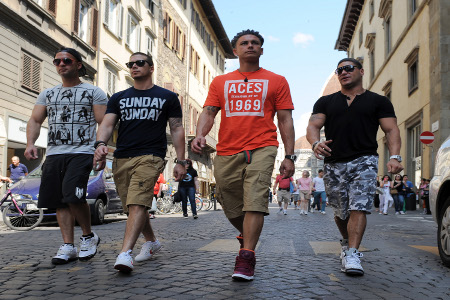 Jersey Shore goes to Italy