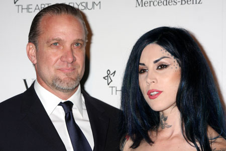 Kat Von D and Jesse James breakup