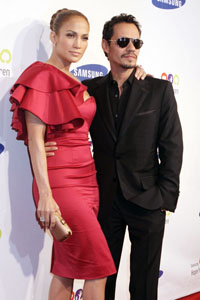 Jennifer Lopez and Marc Anthony divorcing