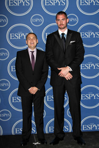 Jonah Hill at 2011 ESPY Awards