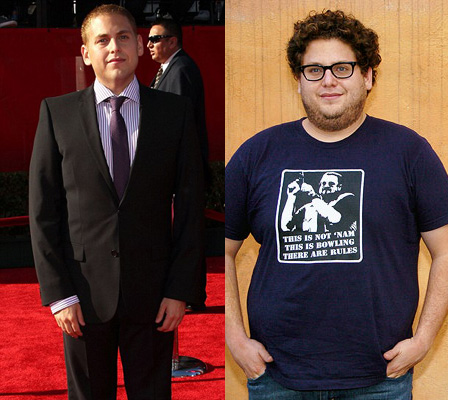 Jonah Hill weight loss before and after