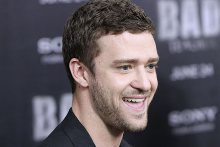 Justin Timberlake likes a dirty girl