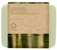 Kaia Bamboo Facial Cleansing Cloths