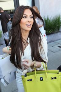 the amazing kim kardashian act
