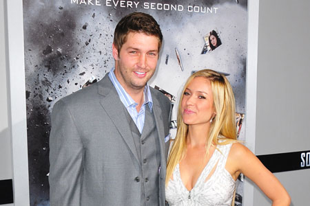 Kristin Cavallari lashing out on Twitter about Jay Cutler break-up