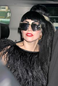 Lady Gaga on Howard Stern