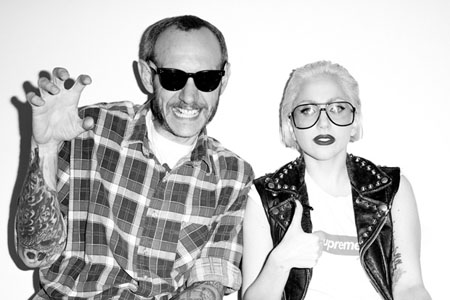 Lady Gaga and Terry Richardson releasing photo book