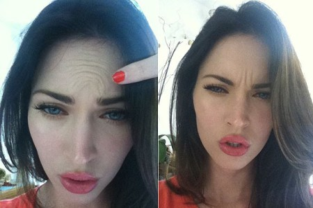 Megan Fox blasts botox rumors
