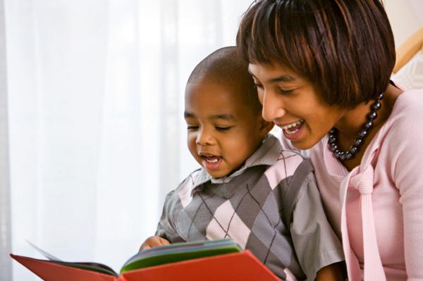 Foster a bookworm