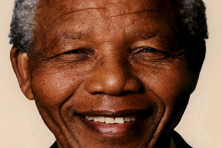 Nelson Mandela turned 93 on July 18
