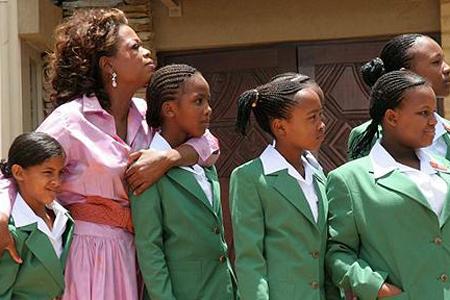 Oprah teaching Life 101