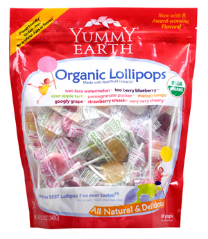 Organic Lollipop