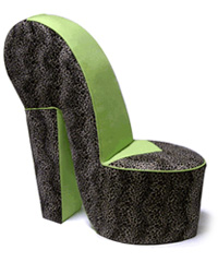 The Orginal Shoe Chair