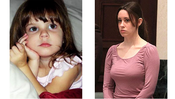 Caylee Anthony & Casey Anthony
