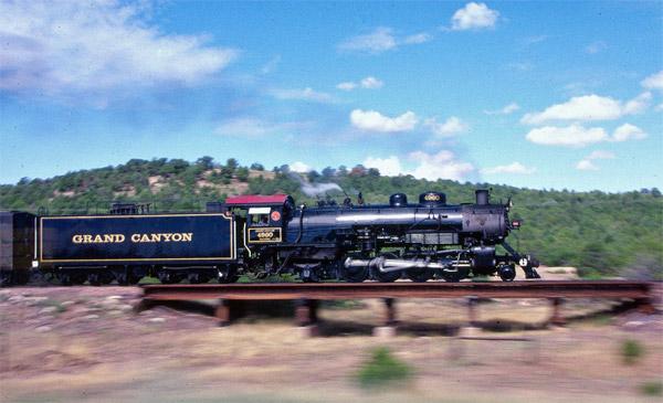 Grand Canyon Railroad