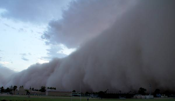 Haboob - Phoenix dust storm
