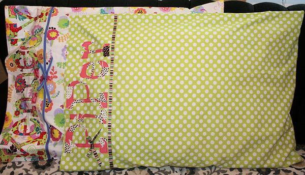 Pillowcase craft