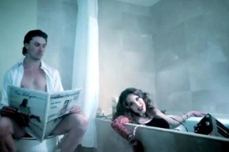 Chloe Lattanzi music video
