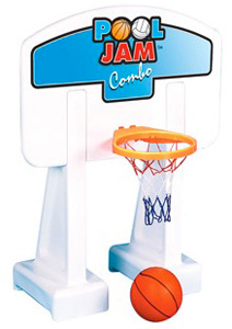 Cool Jam Combo Volleyball/ Basketball Game